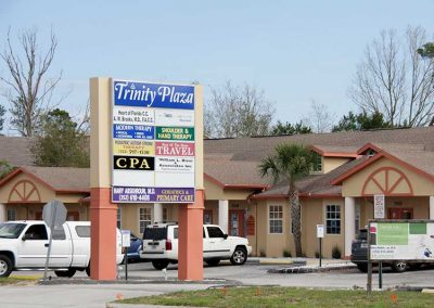 Trinity Plaza Commercial Leasing