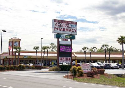 Spring Hill Shoppes Commercial Leasing