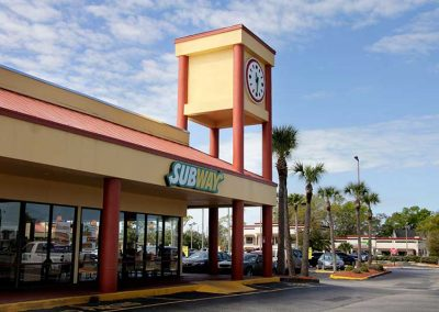 Subway Strip Mall Leasing
