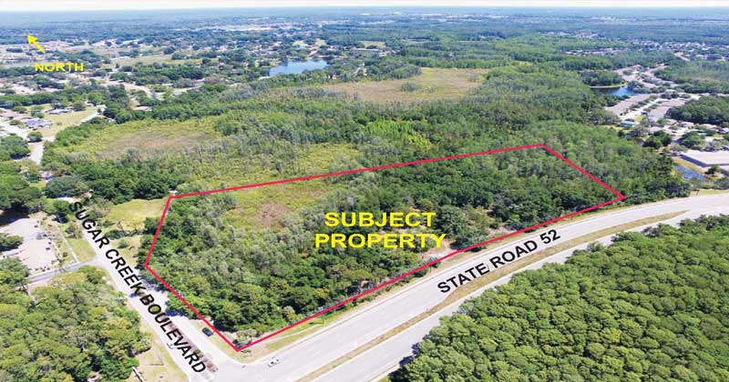 Commercial Property for Sale in Pasco County